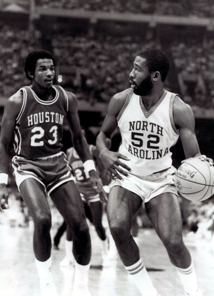 Clyde Drexler - James Worthy - College Hoops!