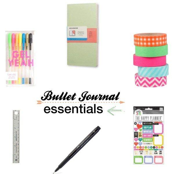 Bullet+Journal+Essentials