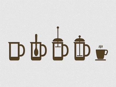 25+ Savory #Coffee #Icons You Don't Wanna Miss | http://www.webdesign.org/miscellaneous/web-design-inspiration/25-savory-coffee-icons-you-don-t-wanna-miss.22019.html