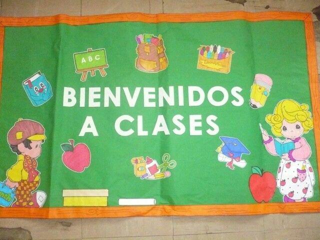 Peri dico mural agosto classroom pinterest spanish for El mural avisos de ocasion