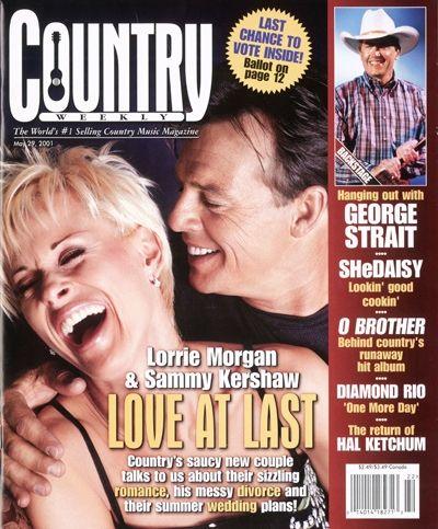 Sammy Kershaw Amp Lorrie Morgan Country Music Pinterest