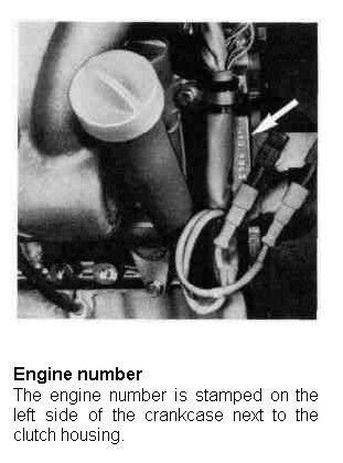 '87 924S engine number - Where is it? - Pelican Parts Technical BBS