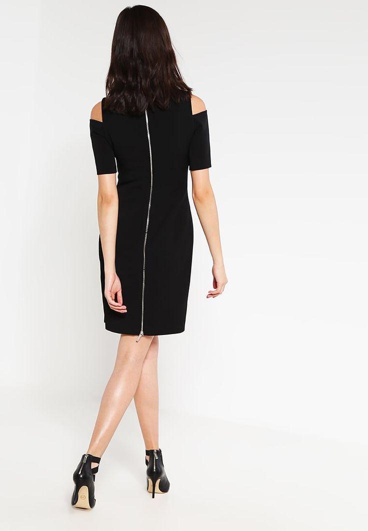 Michael Kors Korte jurk - black Dames Kleding,michael kors keaton sneaker,outlet online