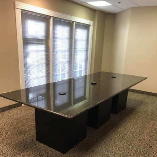 Pin By Kelly Services On New Office Conference Table Office Interiors Table