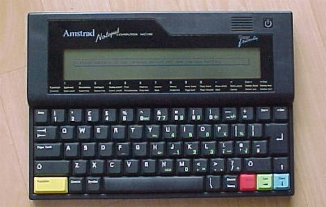 Amstrad NC100 computer
