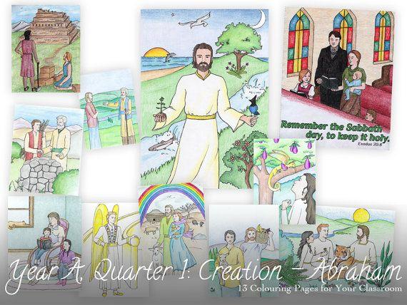 48 besten Christian Coloring Pages Bilder auf Pinterest ...