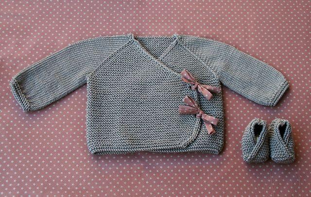 Ravelry: Lil Kimonos pattern by Lili Comme Tout