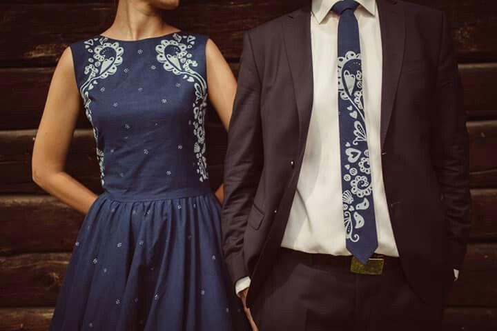 Fashion designer: Misena Juhasz Textil designer: Modrotlac Matej Rabada Photo: Photography Peter Cegin