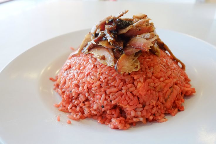 Nasi Goreng Merah Ujung Pandang
