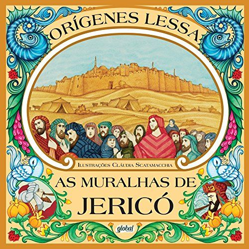 Em 'As muralhas de Jericó', Orígenes Lessa narra a passagem bíblica sobre a conquista da cidade de Jericó pelo povo de Israel, quando os judeus chegaram à Palestina, a Terra Prometida. Conduzidos por Josué, encontraram a primeira cidade inimiga, Jericó, um centro importante e rico, rodeado pEm 'As muralhas de Jericó', Orígenes Lessa narra a passagem bíblica sobre a conquista da cidade de Jericó pelo povo de Israel, quando os judeus chegaram à Palestina, a Terra Prometida. Conduzidoor…