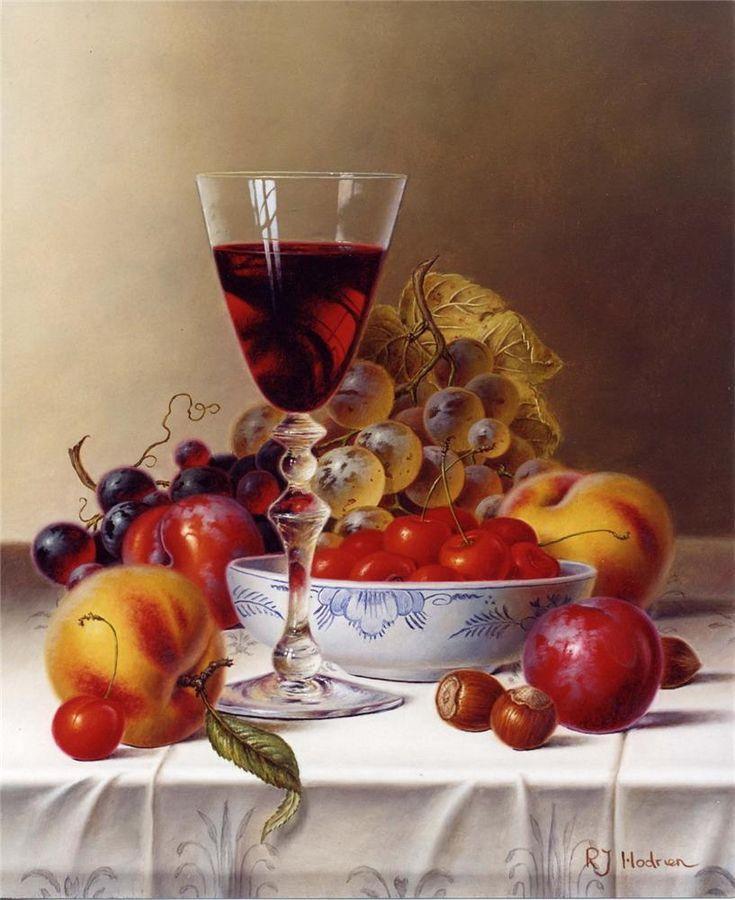 Roy Hodrien (British, 1957-)