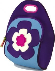 Dabbawalla Lunch Bag Flower Power.  Perfecta para llevar el refrigerio al colegio, la fruta a la oficina o incluso, los útiles de los extracurriculares.  $60,000    Ordénala en: www.qipi.co