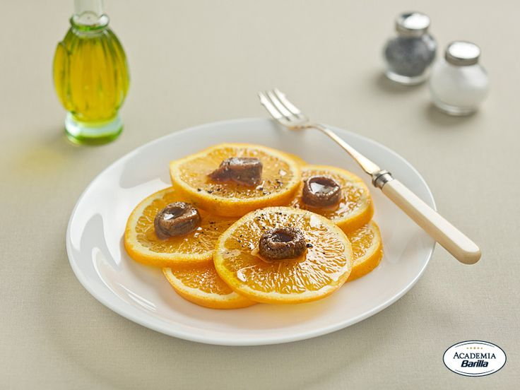 Antipasto d'arance