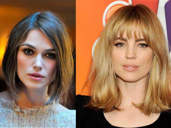 Стрижки для прямоугольного лица на разную длину волос / Прямоугольные лица – явление нередкое, и стилисты давно подобрали для них стрижки, наиболее подходящие. Среди публичных персон, имеющих прямоугольную конфигурацию лица, наиболее известны Сара Джессика Паркер и Анджелина Джоли. Прямоугольная[...]