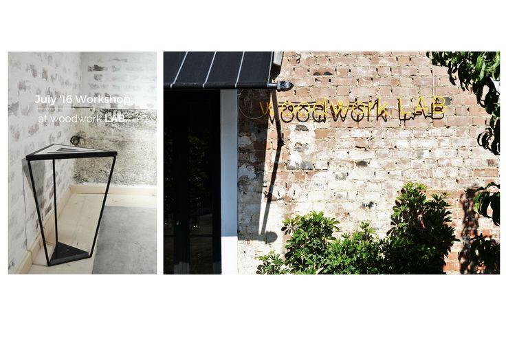 latest workshop @ woodworkLAB.