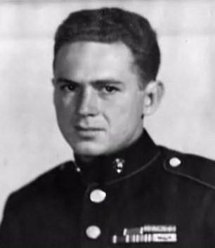 Robert Leckie, author of Helmet for my Pillow, World War 2