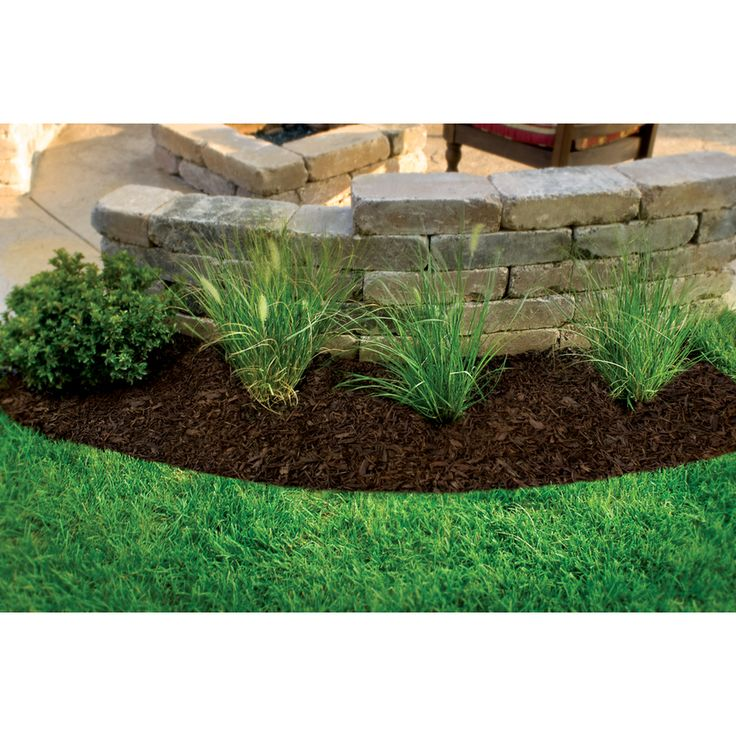 Shop Rubberific 0.8-cu ft Dark Brown Shredded Rubber Mulch (Playground Certified) at Lowes.com