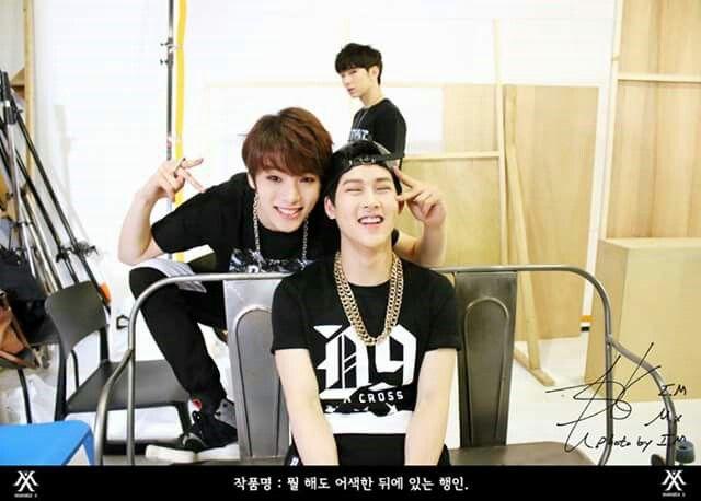 Minhyuk, Jooheon, Kihyun