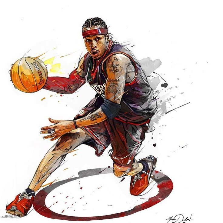 Chicago Bulls Drawing Players