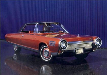 1963 Chrysler Turbine Car (Ghia)