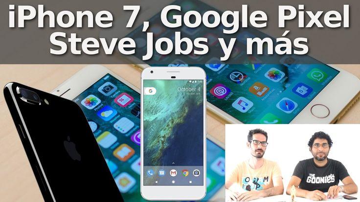 Costes fabricación iPhone 7, premio de $1.5M por fallos en iOS 10, Googl... resumen semanal #iphone #apple