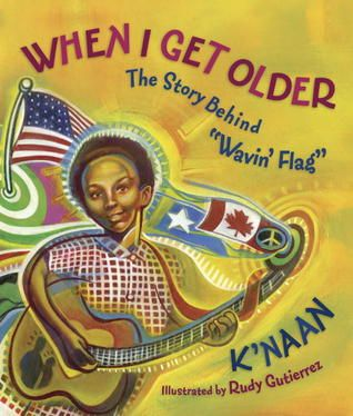 In his first book for children, When I Get Older, Somali-Canadian poet, rapper, singer, and songwriter K'NAAN tells his own story. Born in Somalia, he grew up in Mogadishu. His grandfather was a renowned poet who passed on his love of words to his grandson. When the Somali Civil War began in 1991, K'NAAN was just thirteen. His mother made the difficult decision to move her family so that they could grow up in safety. First in New York and then in Toronto, K'NAAN faced many challenges…