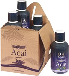 Jagody acai - suplement diety