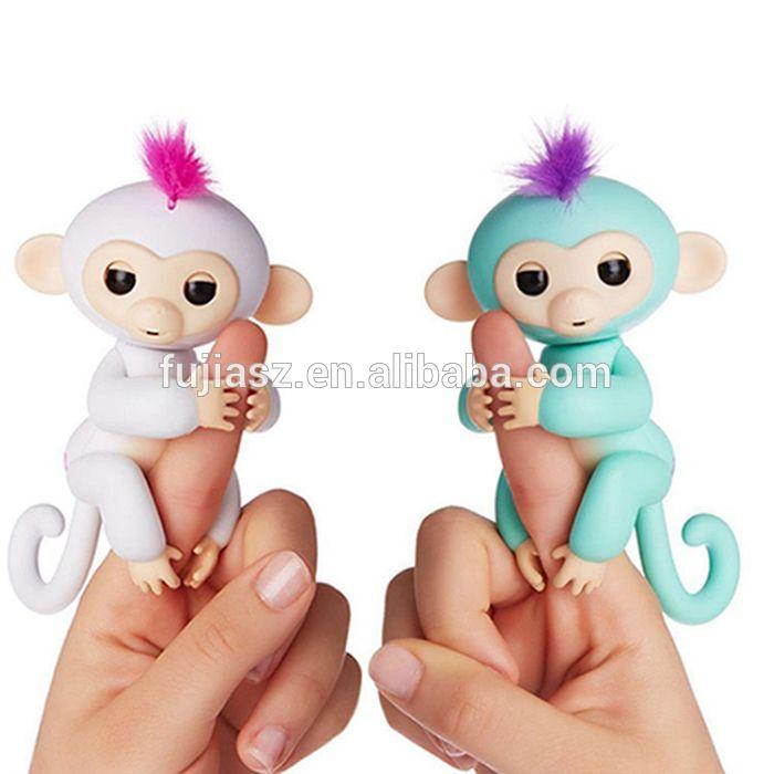 Hottest Item On the Market Fingerling Baby Moneky with best price in stock Kids toy finger monkey vs fingger spinner