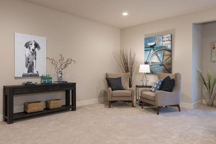 Custom Residence by Merit Homes.