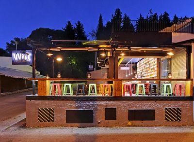 Why Bar | Cocktail Bar | Corfuland.gr | Προτάσεις - Κέρκυρα