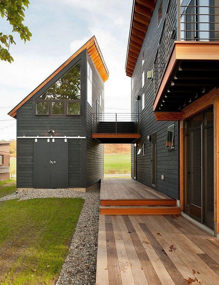 Home Exterior Design 5 Ideas 31 Pictures: 80+ Amazing Modern Adobe House Exterior Design Ideas #houseexterior #exteriordesign