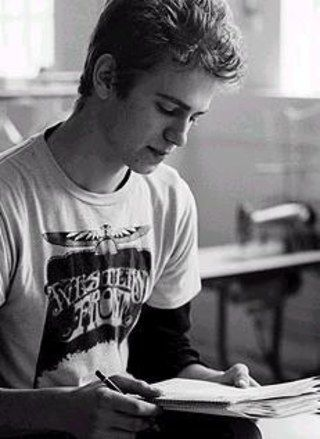 Hayden Christensen - Fan club album
