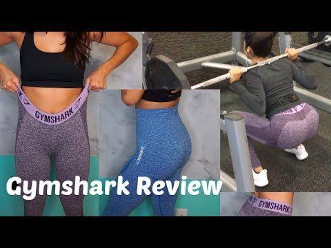 Gymshark Review + Leg Workout | Flex & Seamless Leggings
