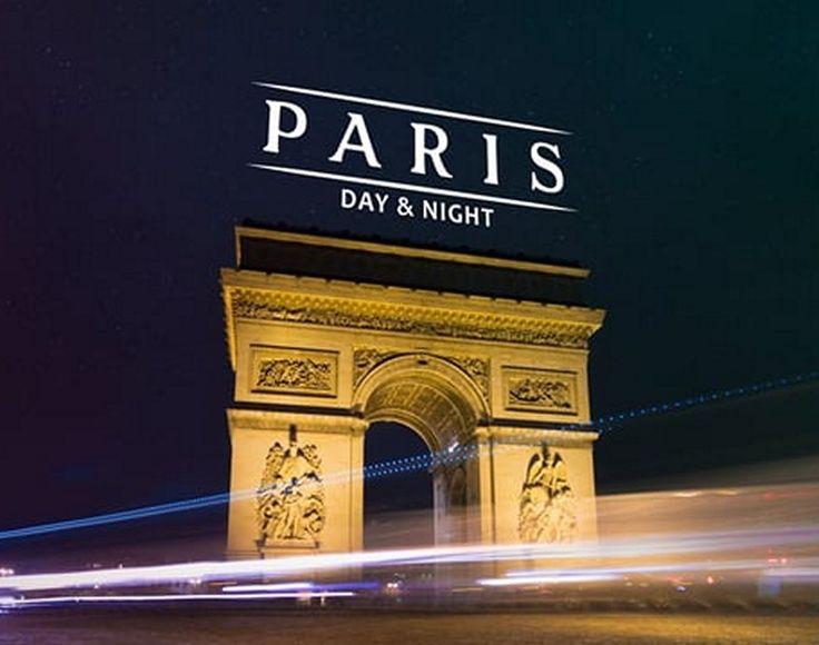 """""""Paris day & night """""""