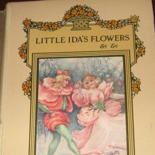 Andersen Hans Christian  LITTLE IDA'S FLOWERS by BreckinridgeBeads, $20.00