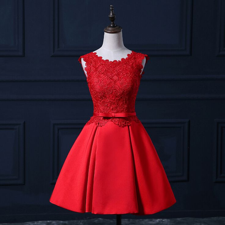 17 best ideas about robe rouge soir e on pinterest robe rouge courte robe de bal rouge and