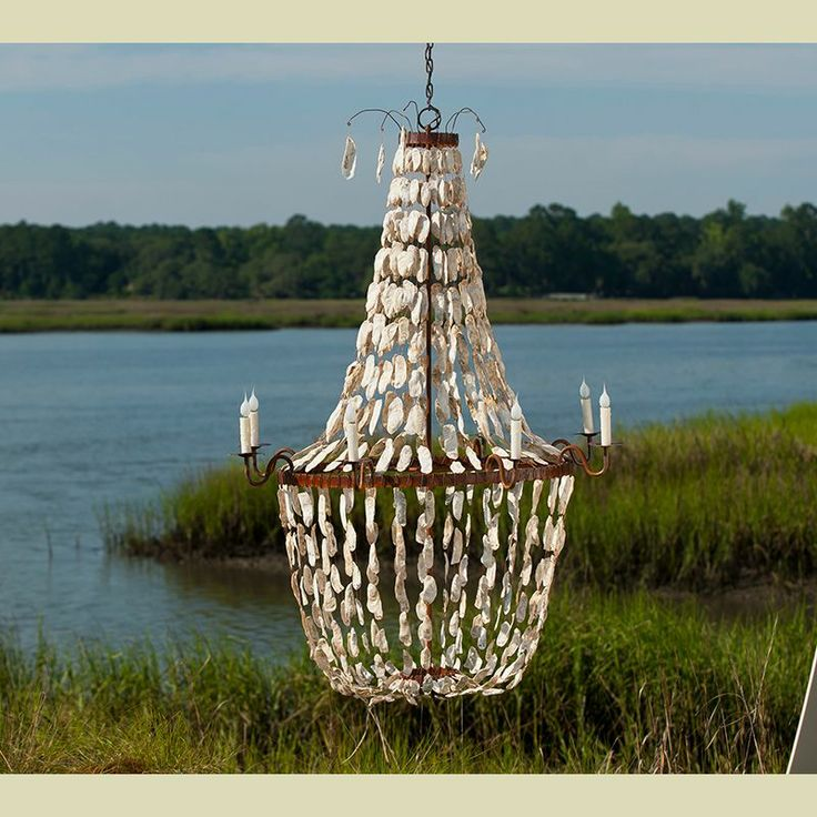 76 best coastal chandeliers hanging lights images on pinterest