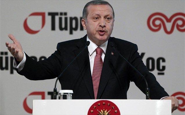 Επίθεση Ερντογάν κατά του νέου Τουρκοκύπριου ηγέτη Μ. Ακιντζί