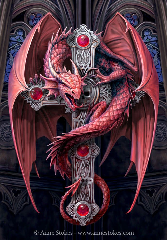 Gothic Dragon Pictures, Images and Photos