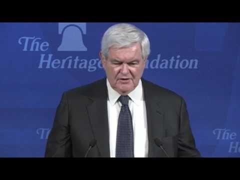 Newt Gingrich - Understanding Trumpism 3 : What Will A Trumpian Balanced...