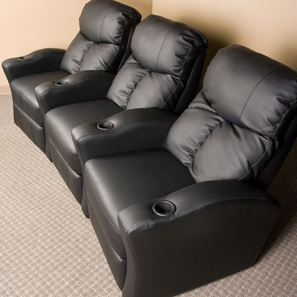 Berkline Takes Home Theatre Seating to a Whole New Level