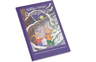 5 kuvakirjaideaa lahjaksi: Kaikkien aikojen jouluyllätys, oma satukirja lapselle. Selaa kuvakirjaa - http://www.ifolor.fi/inspire_joululahjakirjat
