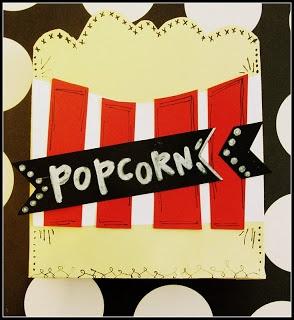DIY Movie giftcard