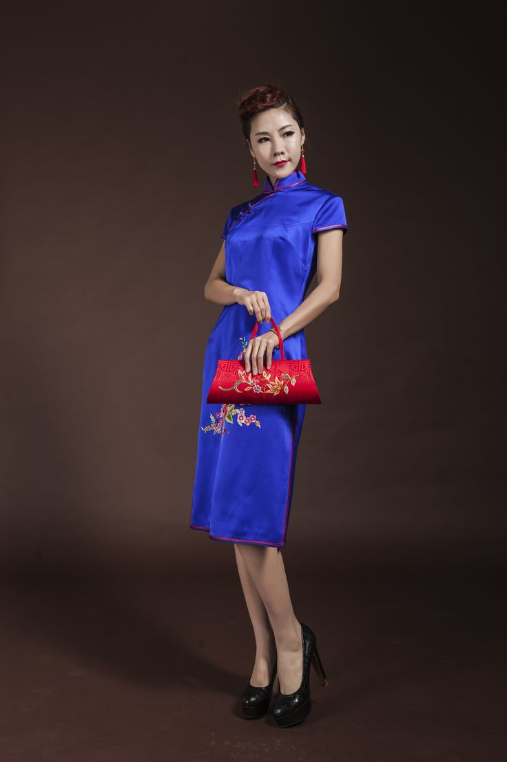 Cheongsam--qipao,modern,fashionable