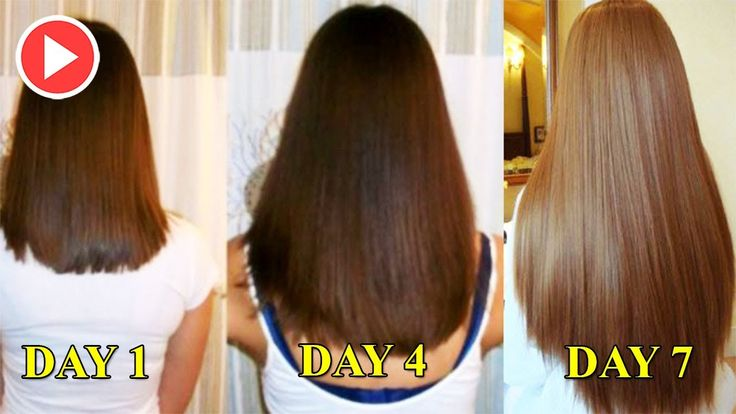 How To Grow 2-4 Inches Of Your Hair In A Week! | How To Grow Your Hair Faster