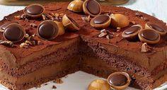 Toffifee kage er en kage som lyder både lækker for børn og for voksne. Overrask dine fødselsdagsgæster med denne lækre