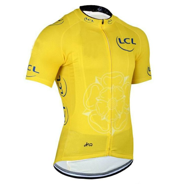 2014 Tour De France yellow jersey