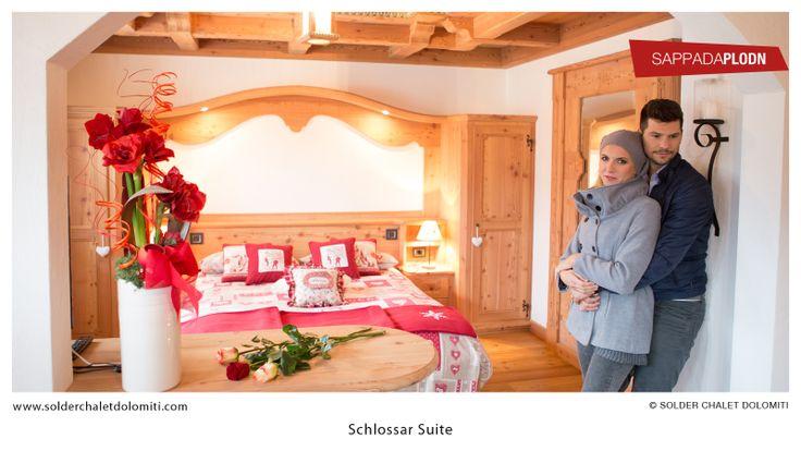 Per lasciarci il Cuore!!! Schlossar Suite