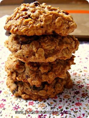 oatmealcookies4 Vegan cookies