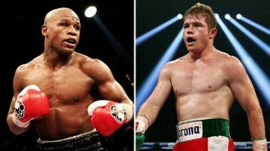 Canelo y Floyd, la pelea de la década